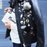Patches jacket najaarstrends