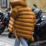 puffy-jacket yellow najaarstrend